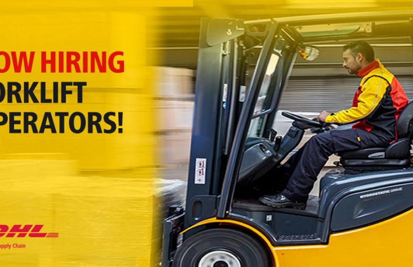 Forklift Operator Needed In Brantford